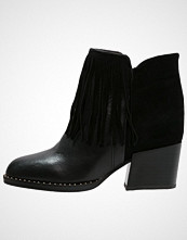 Stylesnob PAISLEY  Ankelboots black