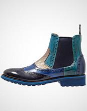 Melvin & Hamilton AMELIE 33 Støvletter navy/eblue/bluette/turquoise/sky/rook/dark blue/blue