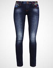 Desigual OLGA Slim fit jeans denim medium wash