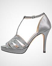Menbur NOGUERA Sandaler med høye hæler grey
