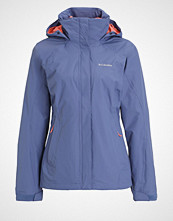 Columbia VENTURE ON 2IN1 Hardshell jacket bluebell