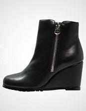 Buffalo Ankelboots black/silver