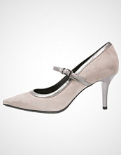 Luciano Barachini Klassiske pumps taupe
