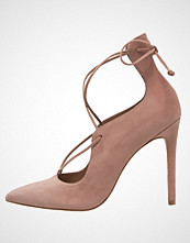 ALDO THYLIA Snørepumps bone miscellaneous