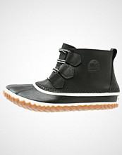 Sorel OUT N ABOUT Snørestøvletter black/white