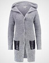 Rich & Royal Cardigan grey melange