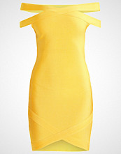 Missguided Jerseykjole yellow