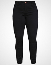 Zizzi NILLE Slim fit jeans black