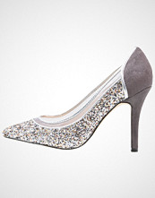 Paco Mena ASON Klassiske pumps pewter