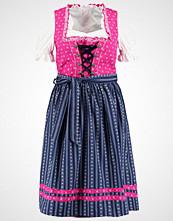 Jette SET Oktoberfestklær pink