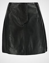 Selected Femme SFHARMONIA  Miniskjørt black