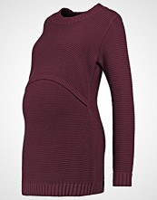 Boob Jumper burgundy red