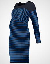 Boob Strikket kjole midnight blue/dark azur