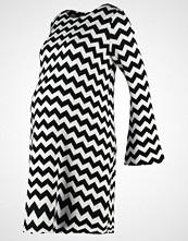Pietro Brunelli CORTINA Strikket kjole black/white