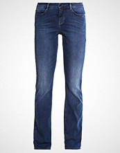 MAC DREAM Straight leg jeans mid blue basic wash