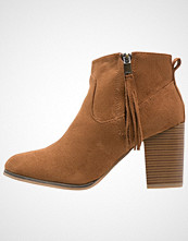 ONLY SHOES ONLBRYCE Ankelboots cognac