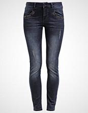 Mos Mosh DECO Slim fit jeans blue black denim