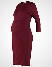 JoJo Maman Bébé Strikket kjole wine