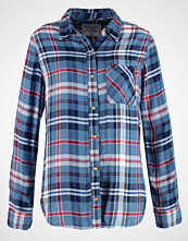 Abercrombie & Fitch Skjorte turquoise