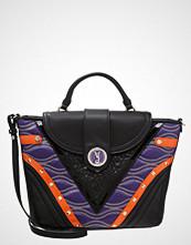 Versace Jeans Håndveske black purple orange