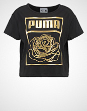Puma PUMA X CAREAUX  Tshirts med print puma black