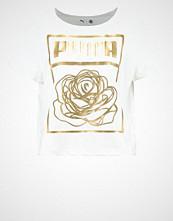 Puma PUMA X CAREAUX  Tshirts med print puma white