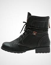 Tom Tailor Denim Vinterstøvler black