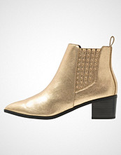 Office AMBER Ankelboots gold