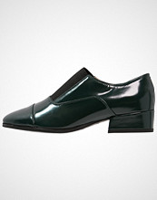 Clarks REY CHIC Slippers dark green