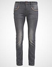 Mos Mosh BABA Slim fit jeans grey denim