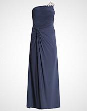 Luxuar Fashion Fotsid kjole anthrazit