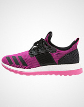 Adidas Performance PUREBOOST ZG  Nøytrale løpesko core black/shock pink
