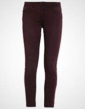 MAC DREAM Jeans Skinny Fit dark oxblood