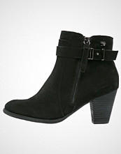 Tom Tailor Denim Ankelboots black
