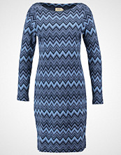 Jumperfabriken SIRI Strikket kjole blue