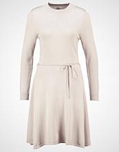 Yumi Strikket kjole gold