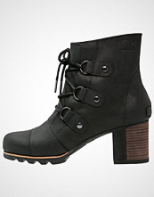 Sorel ADDINGTON Snørestøvletter black/dark grey