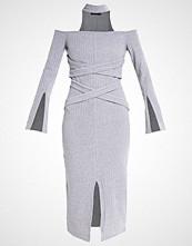 Lavish Alice Strikket kjole grey