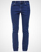 Un Jean MONACO Straight leg jeans plain dark blue