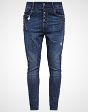 Un Jean AVANT Slim fit jeans blue greencast