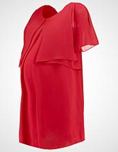 Sara GEORGETTE Cocktailkjole red