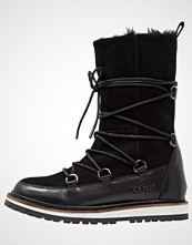 Kickers GARBOU Snørestøvler black