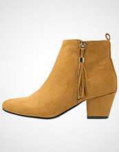 Missguided Ankelboots tan