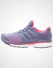 Adidas Performance SUPERNOVA GLIDE 8  Nøytrale løpesko super purple/shock red