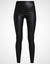 Selected Femme SFSYLVIA Skinnbukser black