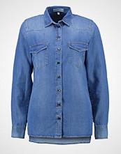 Cara Skjorte blau