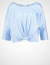 van Laack PARIS Bluser bleu