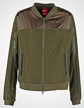 Nike Sportswear Bombejakke dark loden/black