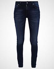 Nudie Jeans LIN Jeans Skinny Fit blackend indigo