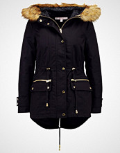 Miss Selfridge Petite Parka navy blue